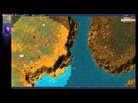 [Replay] Total Annihilation Zero 4P Total Temple Voh vs Seaben Vohs view