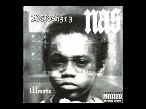 Nas - One Time 4 Your Mind Uncensored HQ mp3