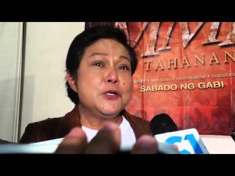 Nora Aunor, aminadong may nakatampuhan sa Kapamilya network