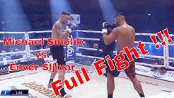 !!! Rückkampf !!! Michael Smolik vs. Enver Sljivar  Full Fight 22.09.2018