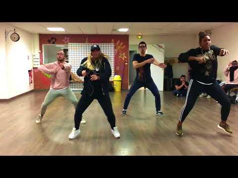 Punny printer - Dancehall Choreo by Maeva Napoly