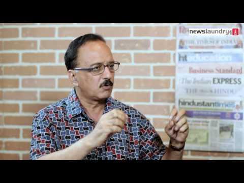 Anand Ranganathan Interviews Devinder Sharma - Part 1