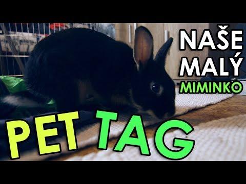 PET TAG - Naše malý miminko