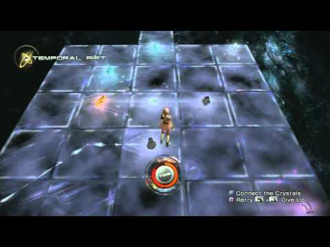 Final Fantasy XIII - 2 Oerba -200 AF- Fragments