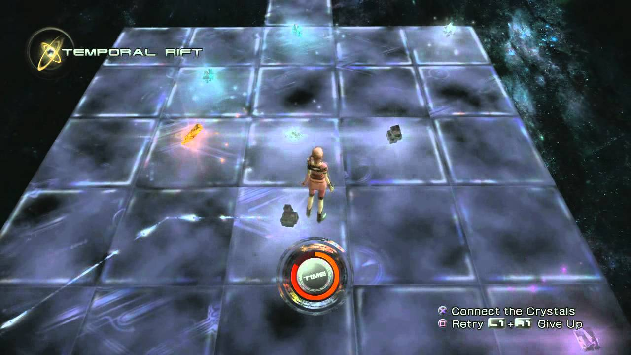 Final Fantasy Xiii 2 Oerba 200 Af Fragments Youtube