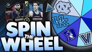 Video Spin The Wheel OF College Teams!! Quickselling a 94 OVERALL CARD!!! - NBA Live Mobile download MP3, 3GP, MP4, WEBM, AVI, FLV Mei 2017