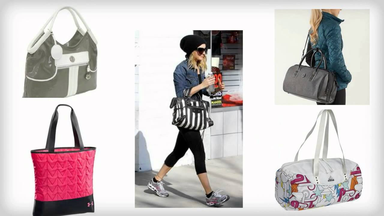 Stylish Gym Bags For Women