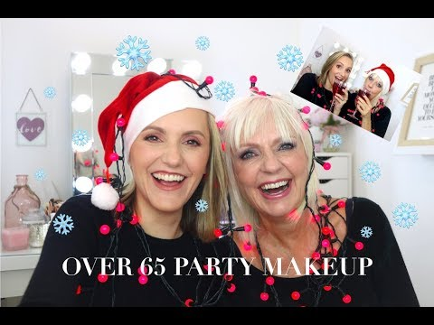 Over 65 Party Makeup.....Well Any Age Makeup Really thumbnail