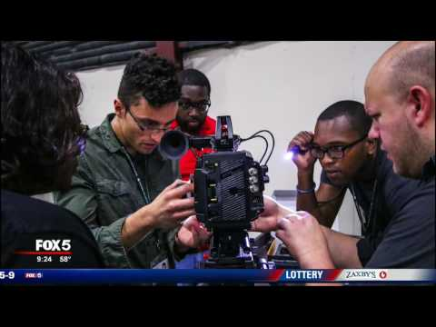 Georgia Film Academy helps to keep production jobs in the state