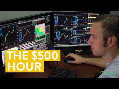 [LIVE] Day Trading | The $500 Hour (How to Make Money Online)