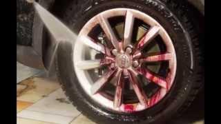 Как и чем помыть автомобильные диски?