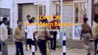 LONDON THE MODERN BABYLON Trailer | Festival 2012