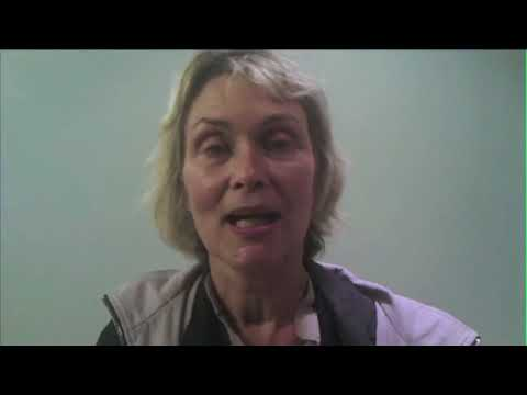 Alexandra Bastedo Firewalk interview 2014