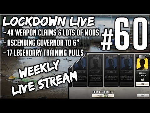 Thursday Stream: Weekly TWD RTS Stream, The Walking Dead Road to Survival - ???