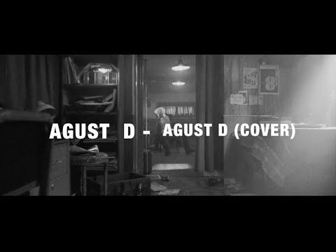 [Cover] AGUST D / SUGA - AGUST D (+English lyrics)