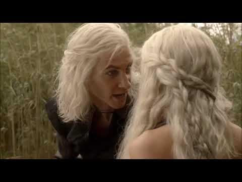 Meeting Rakharo [Game Of Thrones]