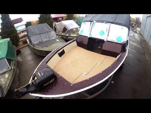 Самый лучший тюнинг лодки Прогресс 4 !