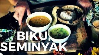 Ресторан индонезийской кухни Biku в Семиньяке || В какие рестораны не стоит ходить на острове Бали