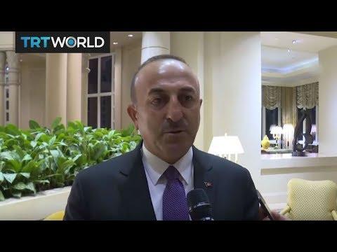 Turkey calls for dialogue in Qatar crisis