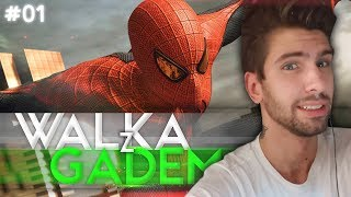 | THE AMAZING SPIDER-MAN | *WALKA Z GADEM* | 01