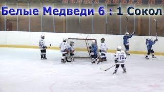 Клип БМ 6 : 1 Сокол товарищеская игра 29.10.2013 (вторые составы) - лучшие моменты