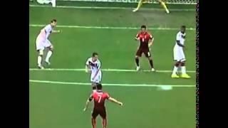 Cristiano Ronaldo's worst free kick