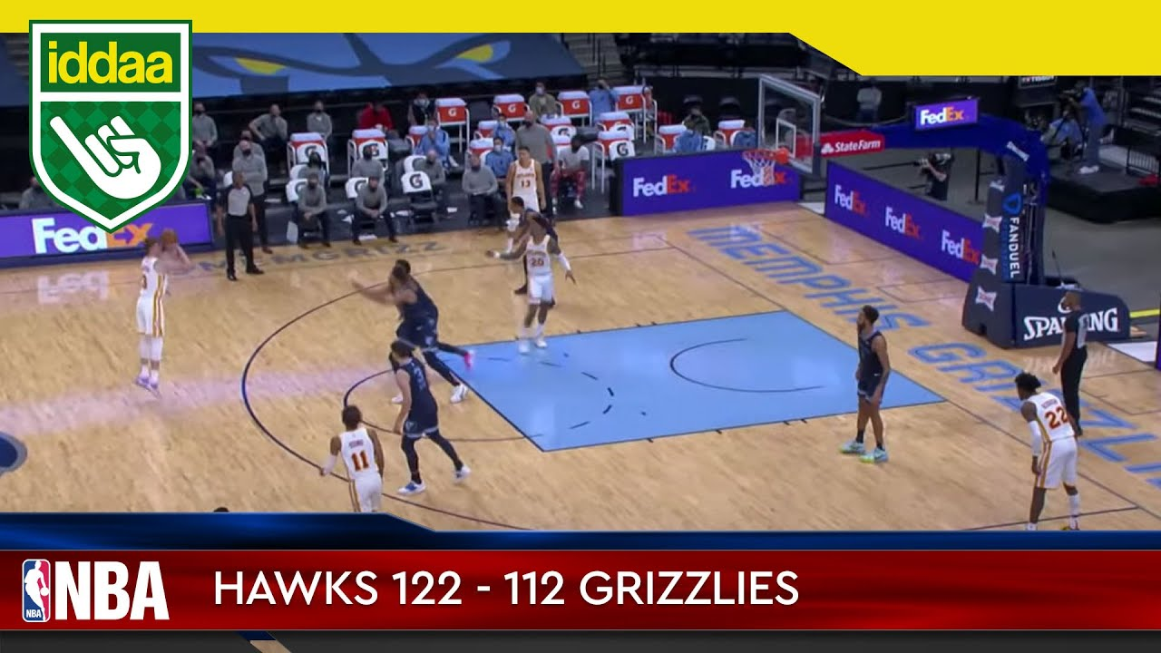 Atlanta Hawks – Memphis Grizzlies Maç Özeti