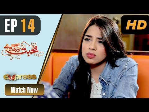 Mohabbat Zindagi Hai - Episode 14 - Express Entertainment Dramas