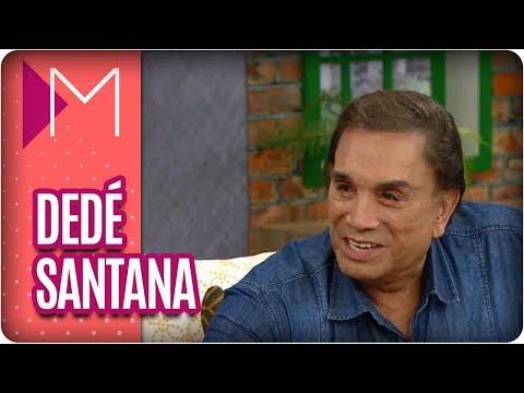 """Dedé Santana relembra momentos nos """"Trapalhões"""" e espetáculo """"Palhaços"""" - Mulheres (09/04/18)"""