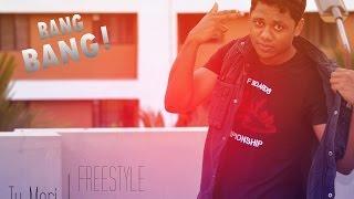 Gambar cover Tu Meri  | Bang Bang | Dance Cover | feat Hrithik Roshan  | Vishal Shekhar |Twinkle| pk |HD