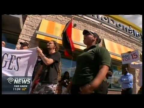 RIT on TV: Economics professor discusses minimum wage increase
