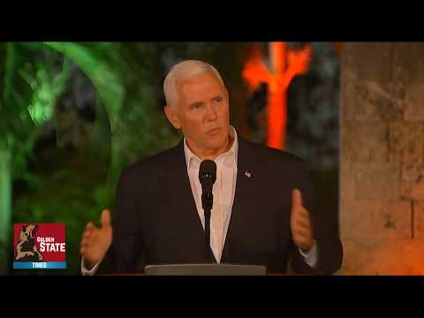 BREAKING: VP Mike Pence Responds to President Donald Trump