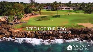 Casa de Campo Resort & Villas' Masterfully Designed Golf Courses