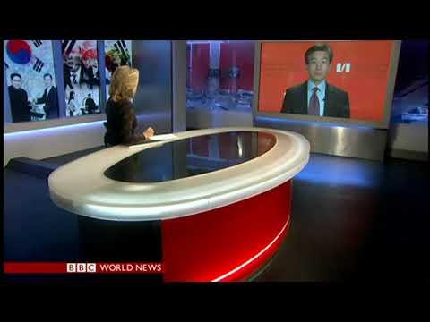 Prof. Sung-Yoon Lee on BBC World News America