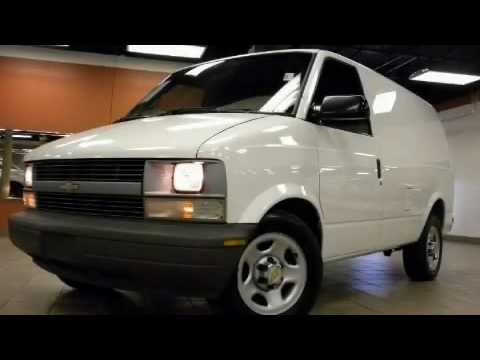 Used 2004 Chevrolet ASTRO VAN Houston TX