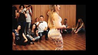 TARRAXINHA LADY STYLING - Morgane Lucia demo @BTF 2018