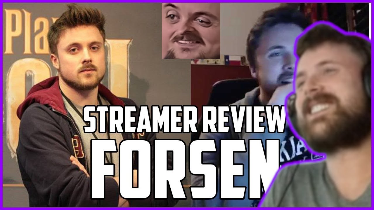 Download Forsen Reacts To Streamer Review: FORSEN | Nymn's Streamer of the Week Show Ep. 2