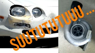 ACCIDENT and bigger TURBO | 400 HP CELICA PROJECT