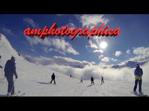Ski Courchevel Area - A Comprehensive Tour