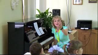 Урок музыка, Потапова О.А., 2017