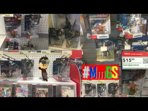 MmGS V-Blog: Breath of the Wild Amiibo Acquisition