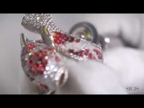 SICIS Jewels - Koi Necklace & Ring
