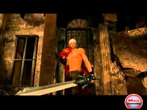 Devil May Cry 3: Dantes Awakening / Полнометражный игрофильм (RUS)