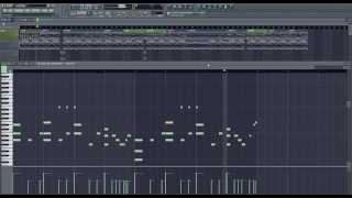 FL Studio notes: Flying High