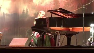 joanna newsom waltz of the 101st lightborne live in royal oak 2015