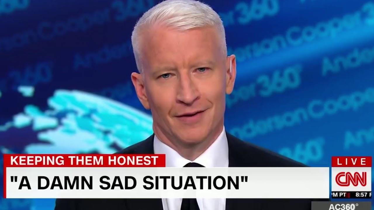 WATCH !! Anderson Cooper Destroy Rod Blagojevichs claim
