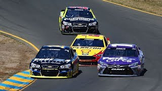 Greatest NASCAR Battles #5