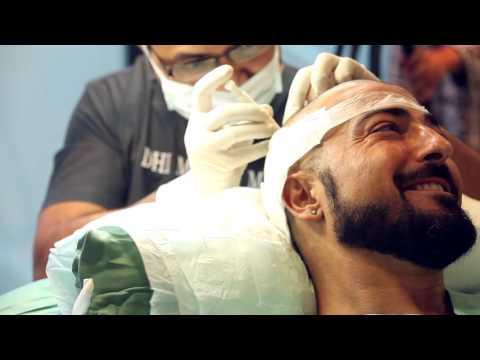 زراعة الشعر في البحرين  DHI Hair Transplant in Bahrain