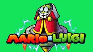 All Fawful Moments - Mario & Luigi Series