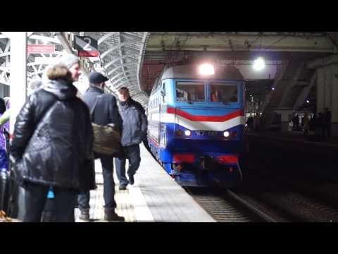 Ночным поездом в Калязин